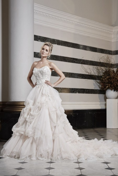 Picture of Sweet Madness Wedding Dress - Ian Stuart Runway Rebel 2016 Bridal Collection