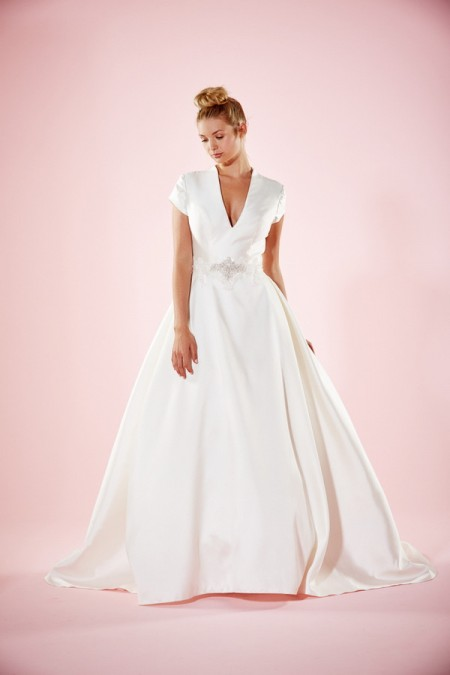 Picture of Tarron Wedding Dress - Charlotte Balbier Willa Rose 2016 Bridal Collection