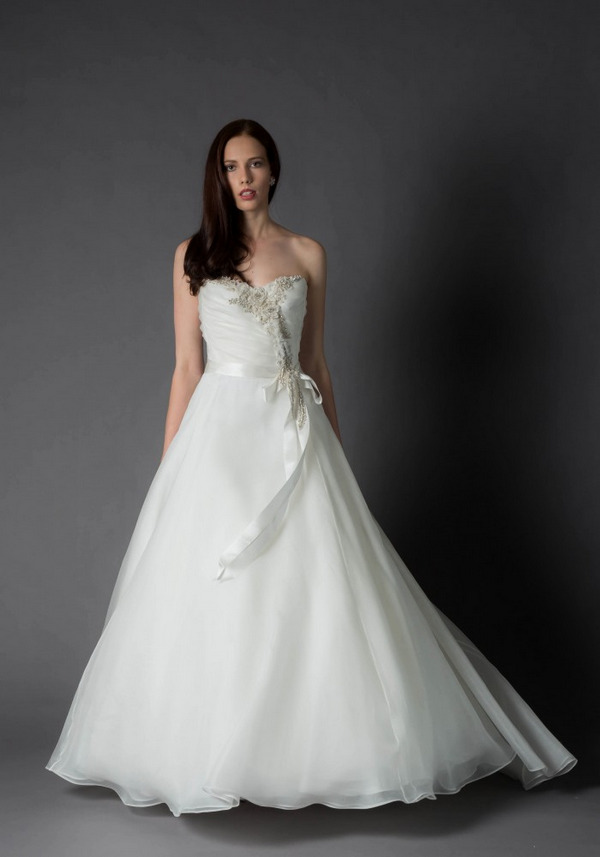 Picture of Tempest Wedding Dress - MiaMia Debutant 2016 Bridal Collection