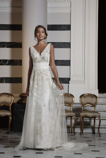 Picture of Thandie Wedding Dress - Ian Stuart Runway Rebel 2016 Bridal Collection