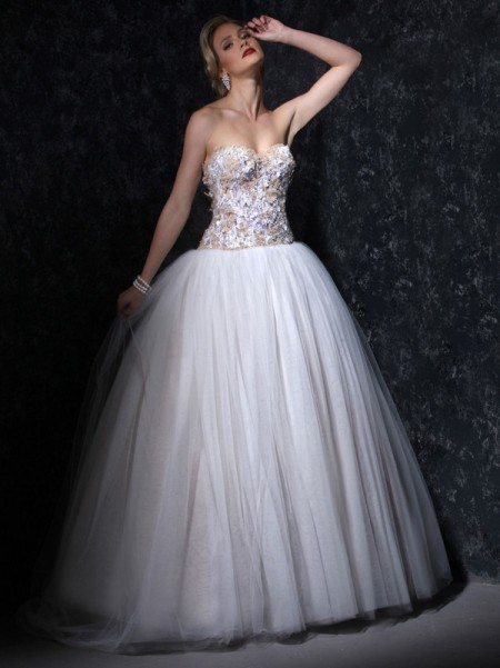 VHC321 Wedding Dress - Victor Harper Couture Spring 2016 Bridal Collection