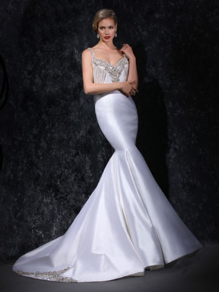 VHC324 Wedding Dress - Victor Harper Couture Spring 2016 Bridal Collection