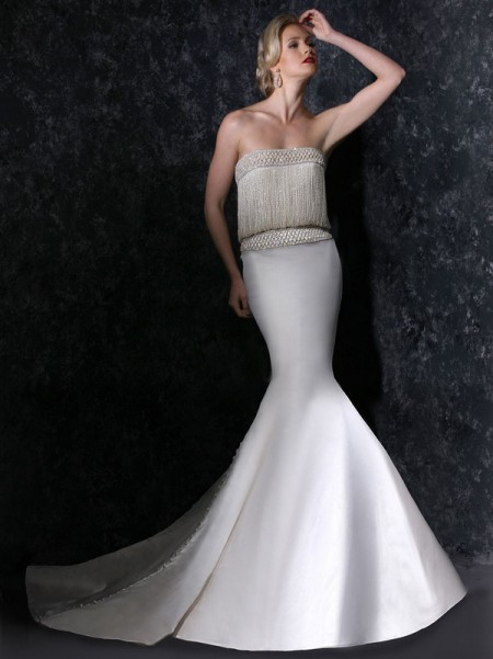 VHC327 Wedding Dress - Victor Harper Couture Spring 2016 Bridal Collection