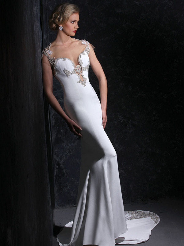 VHC328 Wedding Dress - Victor Harper Couture Spring 2016 Bridal Collection