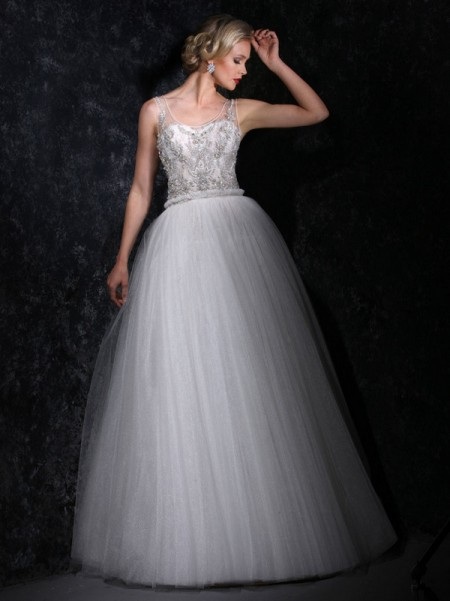 VHC329 Wedding Dress - Victor Harper Couture Spring 2016 Bridal Collection