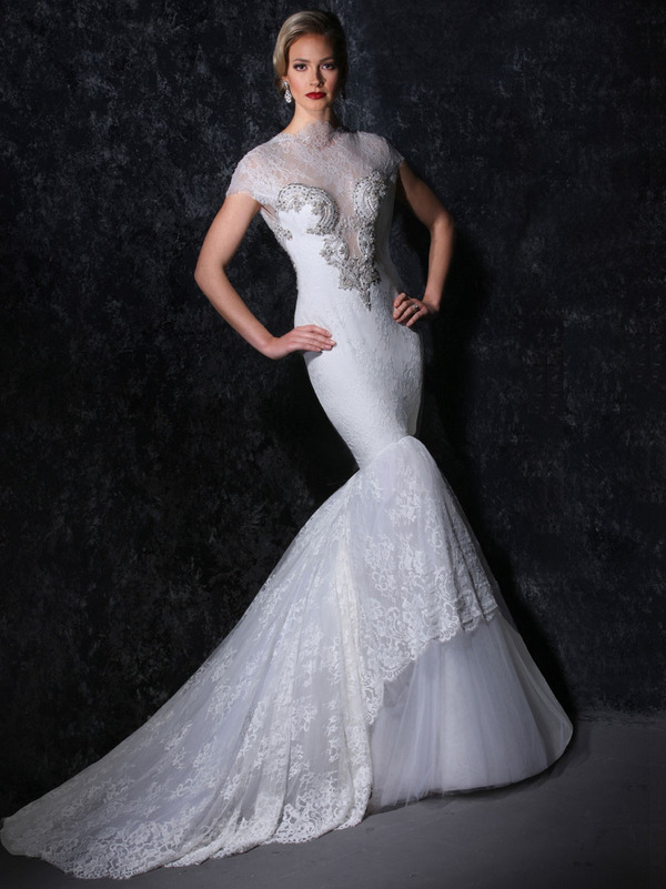VHC330 Wedding Dress - Victor Harper Couture Spring 2016 Bridal Collection