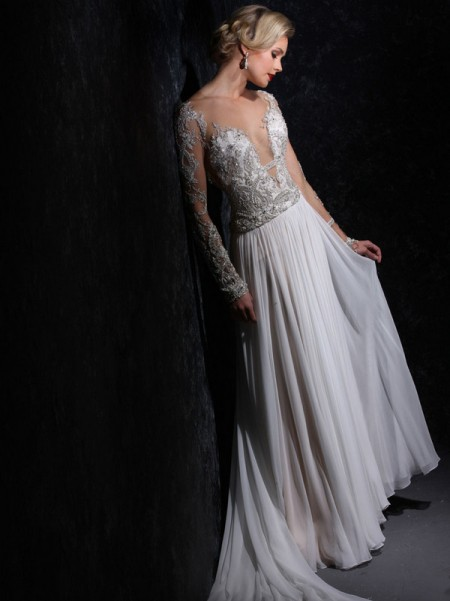 VHC332 Wedding Dress - Victor Harper Couture Spring 2016 Bridal Collection