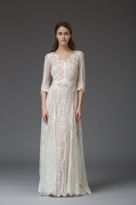 Picture of Violetta Wedding Dress - Katya Katya Shehurina Venice 2016 Bridal Collection