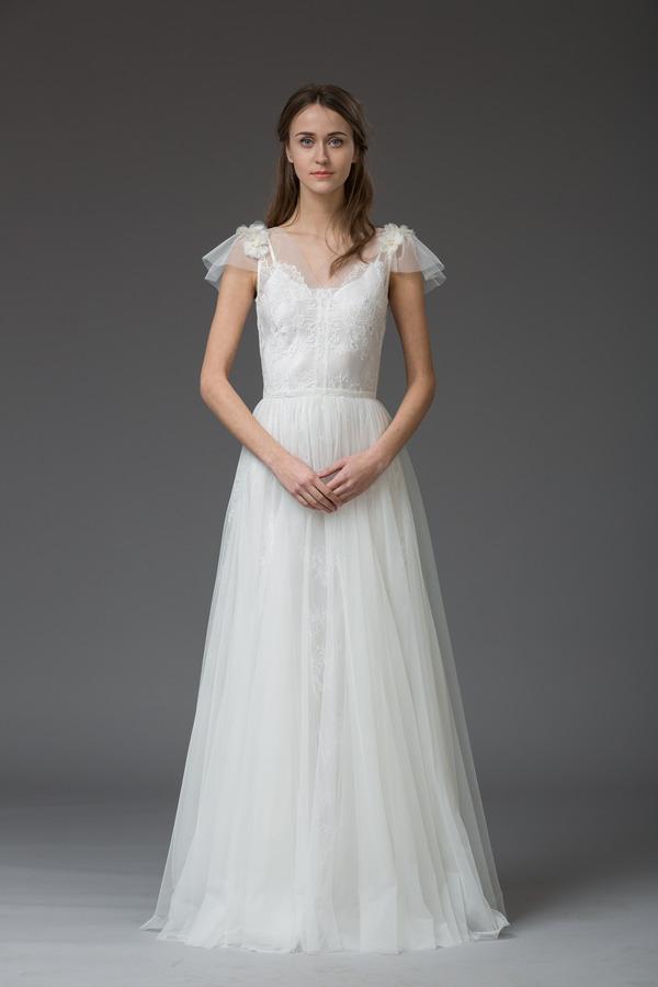 Picture of Virginia Wedding Dress - Katya Katya Shehurina Venice 2016 Bridal Collection