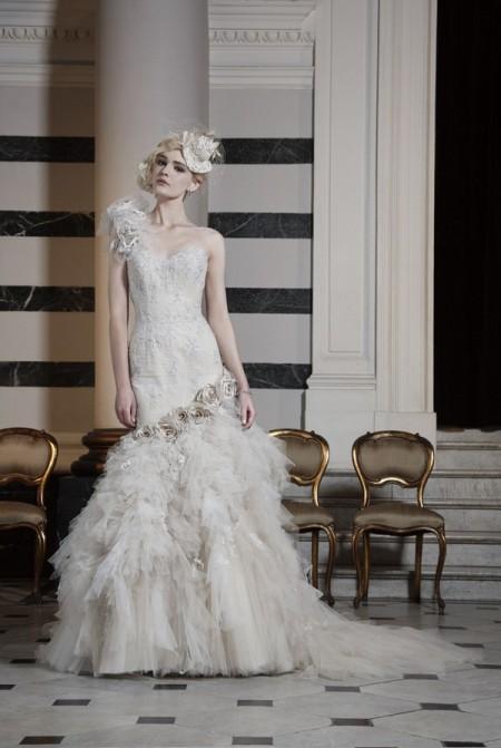 Picture of Wanderlust Wedding Dress - Ian Stuart Runway Rebel 2016 Bridal Collection