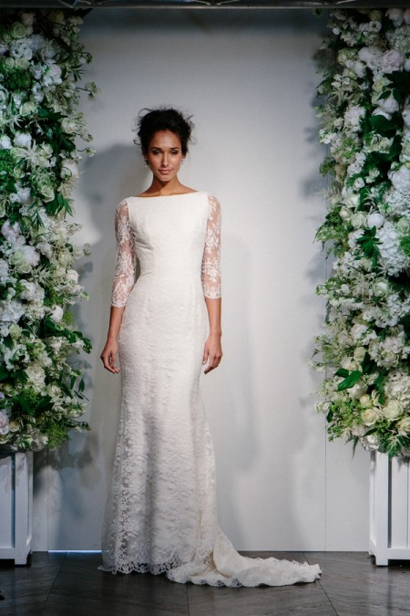 Picture of When the Morning Comes Wedding Dress - Stewart Parvin 2016 Bridal Collection