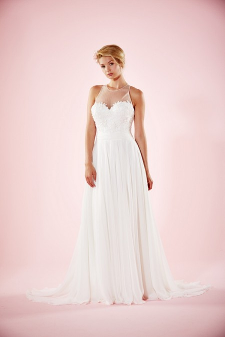 Picture of Willa Rose Wedding Dress - Charlotte Balbier Willa Rose 2016 Bridal Collection