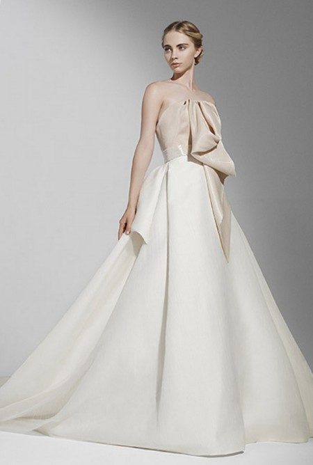 Picture of Yves Wedding Dress - Peter Langner 2016 Bridal Collection