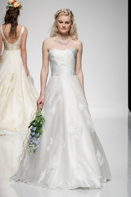 Picture of Zaphira Wedding Dress - Alan Hannah Watercolours 2016 Bridal Collection