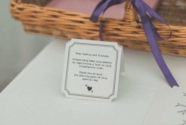 Sign for wedding guest book