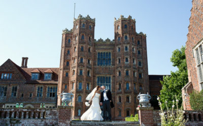 A Classy Wedding at Layer Marney Tower