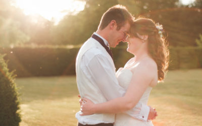 A Lakeside Wedding at Narborough Hall Gardens