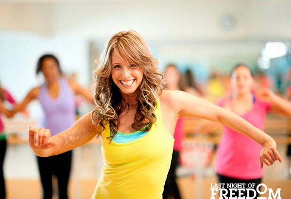 Dance Class - Top Hen Party Ideas and Activities