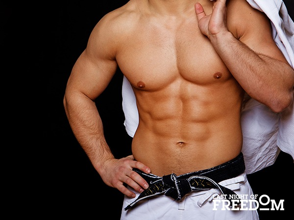 Male Stripper - Top Hen Party Ideas and Activities