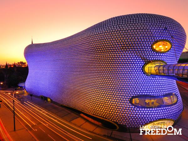 Birmingham - Top 10 Hen Party Locations