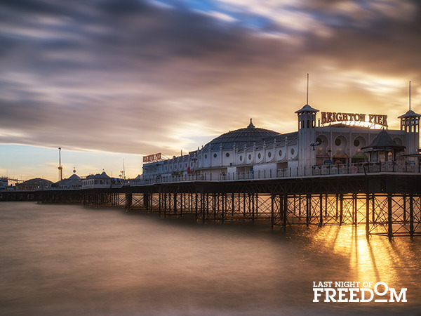 Brighton - Top 10 Hen Party Locations