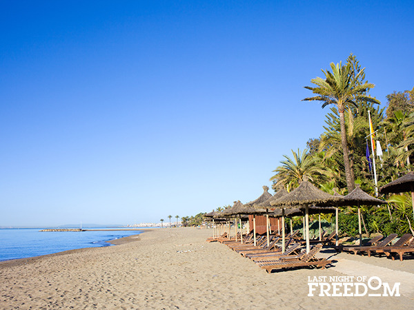 Marbella - Top 10 Hen Party Locations