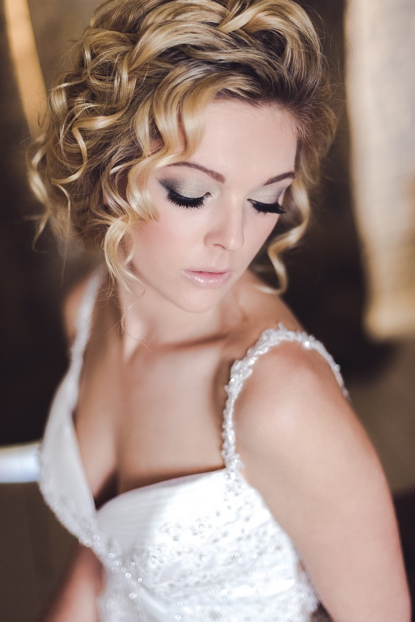Bridal make-up using Airbase make-up