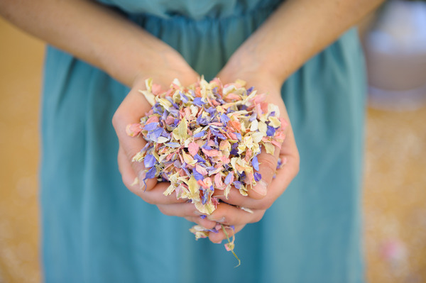 Summer Nights Confetti - Confetti Colours for Spring 2016 Weddings