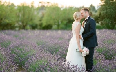 A Lavender Inspired Wedding in Provence