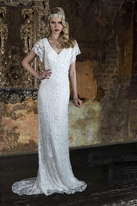 Cordelia Wedding Dress - Eliza Jane Howell The Grand Opera 2016 Bridal Collection