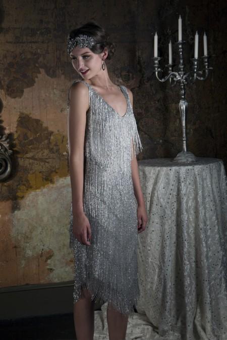 Tuscany Short Wedding Dress - Eliza Jane Howell The Grand Opera 2016 Bridal Collection