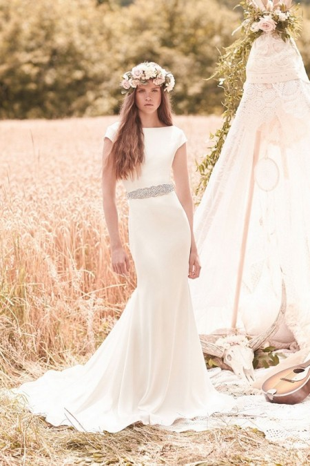 2061 Wedding Dress - Mikaella Spring 2016 Bridal Collection