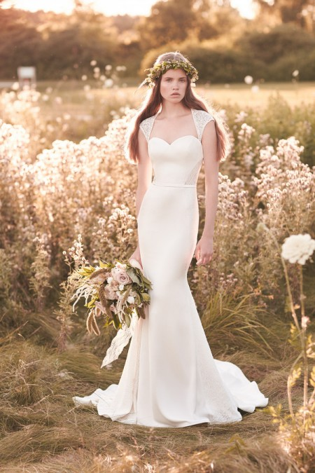 2062 Wedding Dress - Mikaella Spring 2016 Bridal Collection