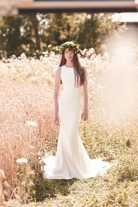 2066 Wedding Dress - Mikaella Spring 2016 Bridal Collection