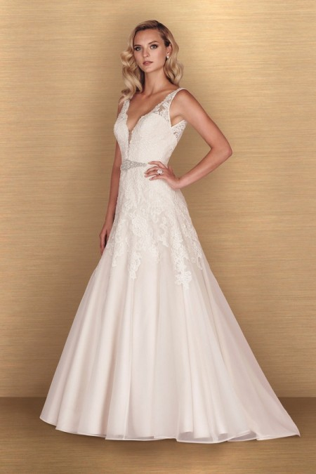 4650 Wedding Dress - Paloma Blanca Spring 2016 Bridal Collection