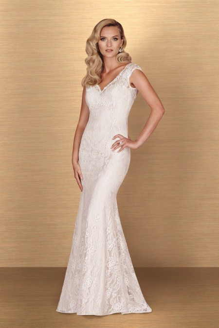 4652 Wedding Dress - Paloma Blanca Spring 2016 Bridal Collection