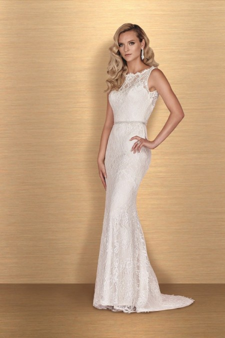 4655 Wedding Dress - Paloma Blanca Spring 2016 Bridal Collection