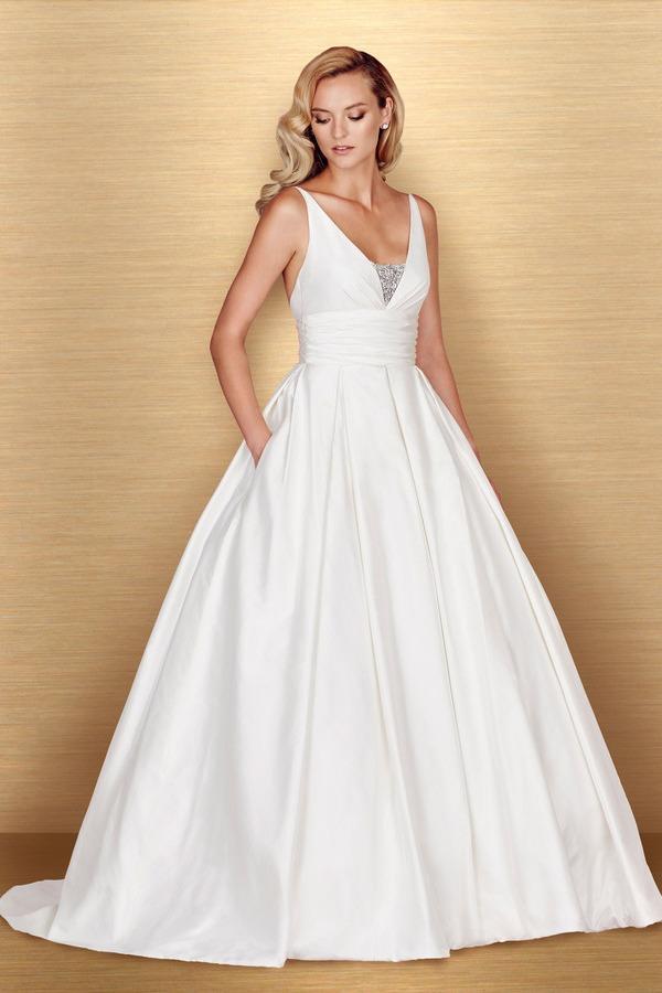 4661 Wedding Dress - Paloma Blanca Spring 2016 Bridal Collection