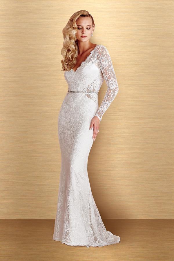 4662 Wedding Dress - Paloma Blanca Spring 2016 Bridal Collection