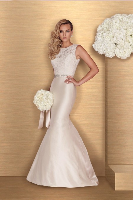 4664 Wedding Dress - Paloma Blanca Spring 2016 Bridal Collection