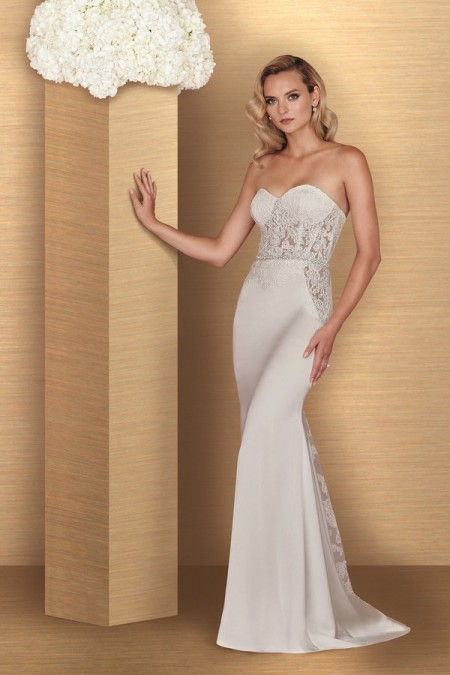 4669 Wedding Dress - Paloma Blanca Spring 2016 Bridal Collection