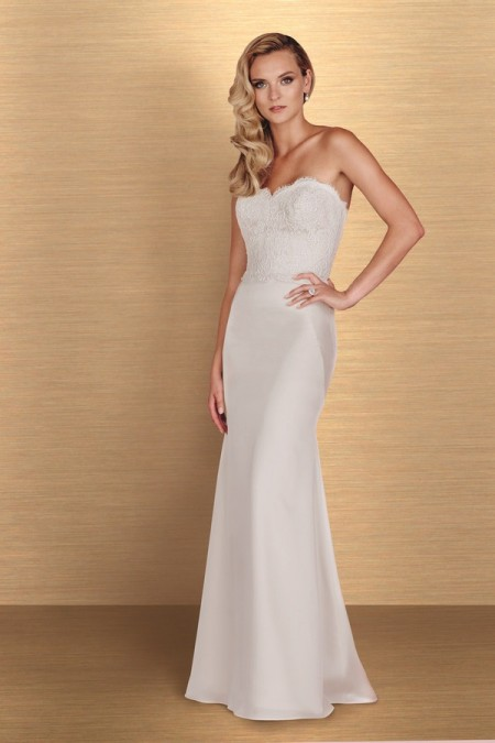 4671 Wedding Dress - Paloma Blanca Spring 2016 Bridal Collection