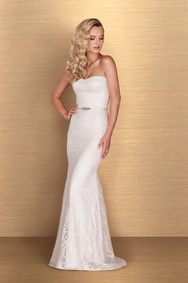 4673 Wedding Dress - Paloma Blanca Spring 2016 Bridal Collection
