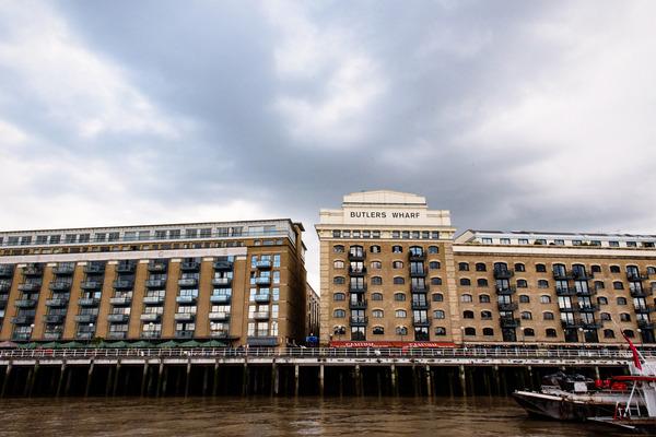 Butlers Wharf, London