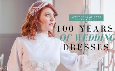 100 Years of Wedding Dresses