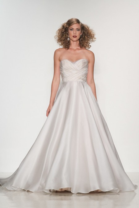 Abigail Wedding Dress - Matthew Christopher Enduring Love 2016 Bridal Collection