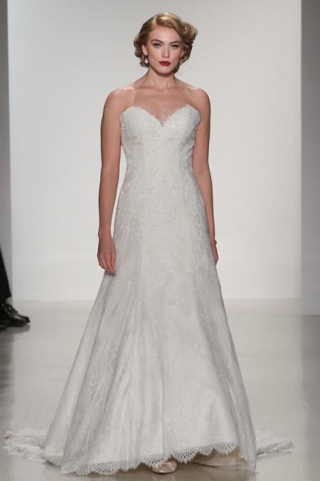 Adaline Wedding Dress - Matthew Christopher Enduring Love 2016 Bridal Collection