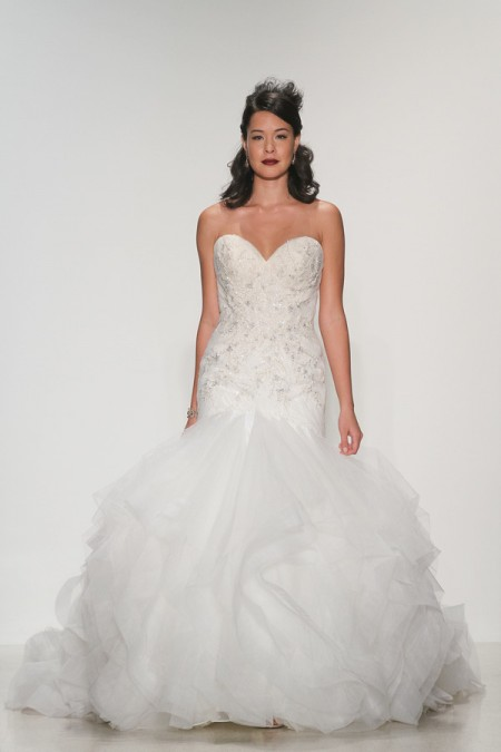 Adriana Wedding Dress - Matthew Christopher Enduring Love 2016 Bridal Collection