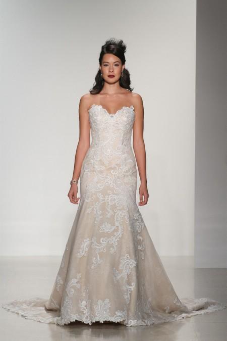 Daniella Wedding Dress - Matthew Christopher Enduring Love 2016 Bridal Collection