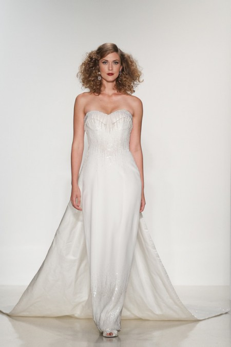 Kennedy Wedding Dress - Matthew Christopher Enduring Love 2016 Bridal Collection